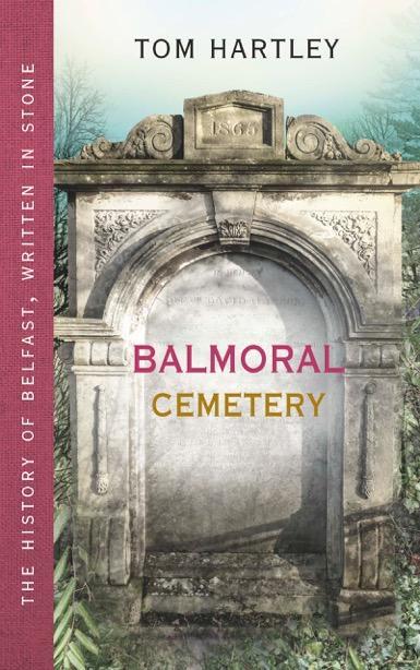 balmoral cemetery book cover