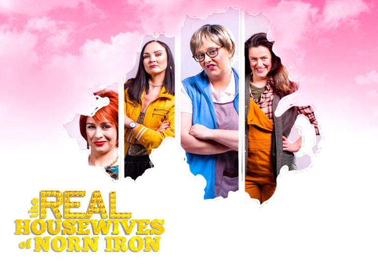 Real Housewives of Norn Iron cover photo
