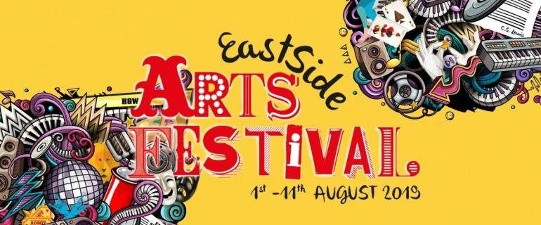 eastside arts festival logo