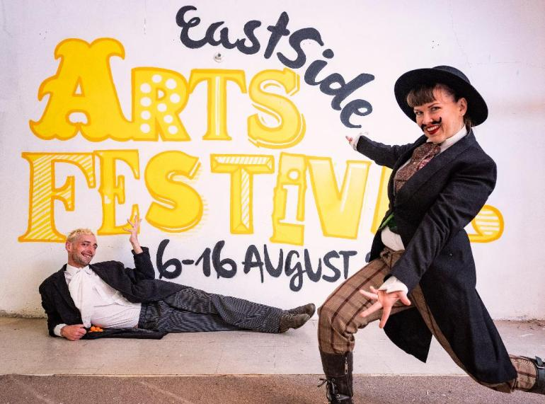 Eastside Arts Festival Real cover pic